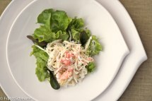 Crab and Celeriac Remoulade