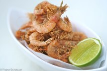 Salt & Pepper Prawns