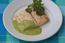 Gemfish Fillets with Watercress Sauce – 18 – 785/788
