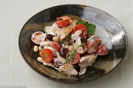Bonito, White Bean + Tomato Salad with Caper Mayonnaise – 8 - 812