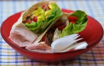 Flathead Pitas with Tzatziki and Cherry Tomato Salad – 16 - 846