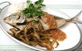 Fried whole Blue Warehou with Tamarind Sauce – 51 – 902