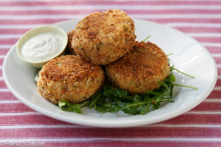 Ribaldo & Sweet Potato Fish Cake with Dill Sauce – 35 – 962
