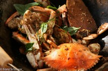 Stir-fried Blue Swimmer Crabs with Tamarind & Coconut – 83 – 979