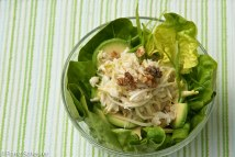 Crab Salad with Witlof & Snow Peas – 80 – 983/986