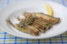 Butterflied Australian Sardines with Herb & Olive Stuffing – 39 - 051